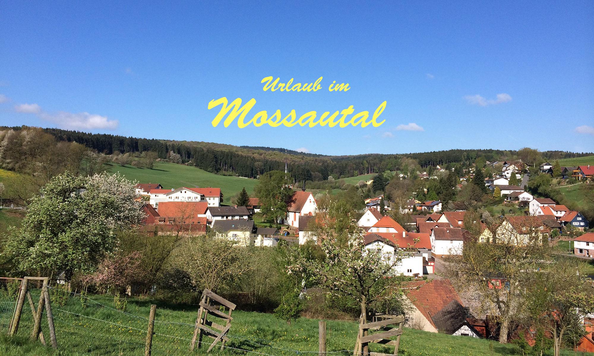 Urlaub im Mossautal